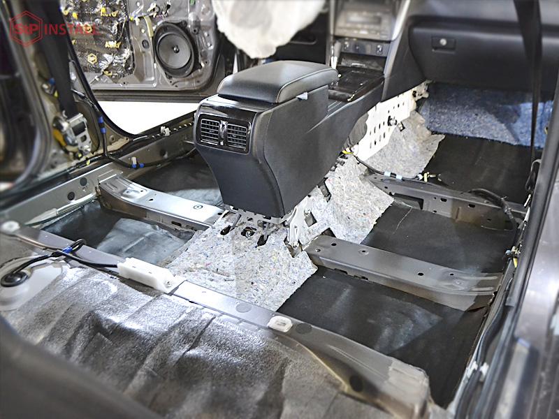 Как сделать шумоизоляцию и виброизоляцию автомобиля своими руками? Читайте, смотрите фото и видео по установке звукоизоляции авто